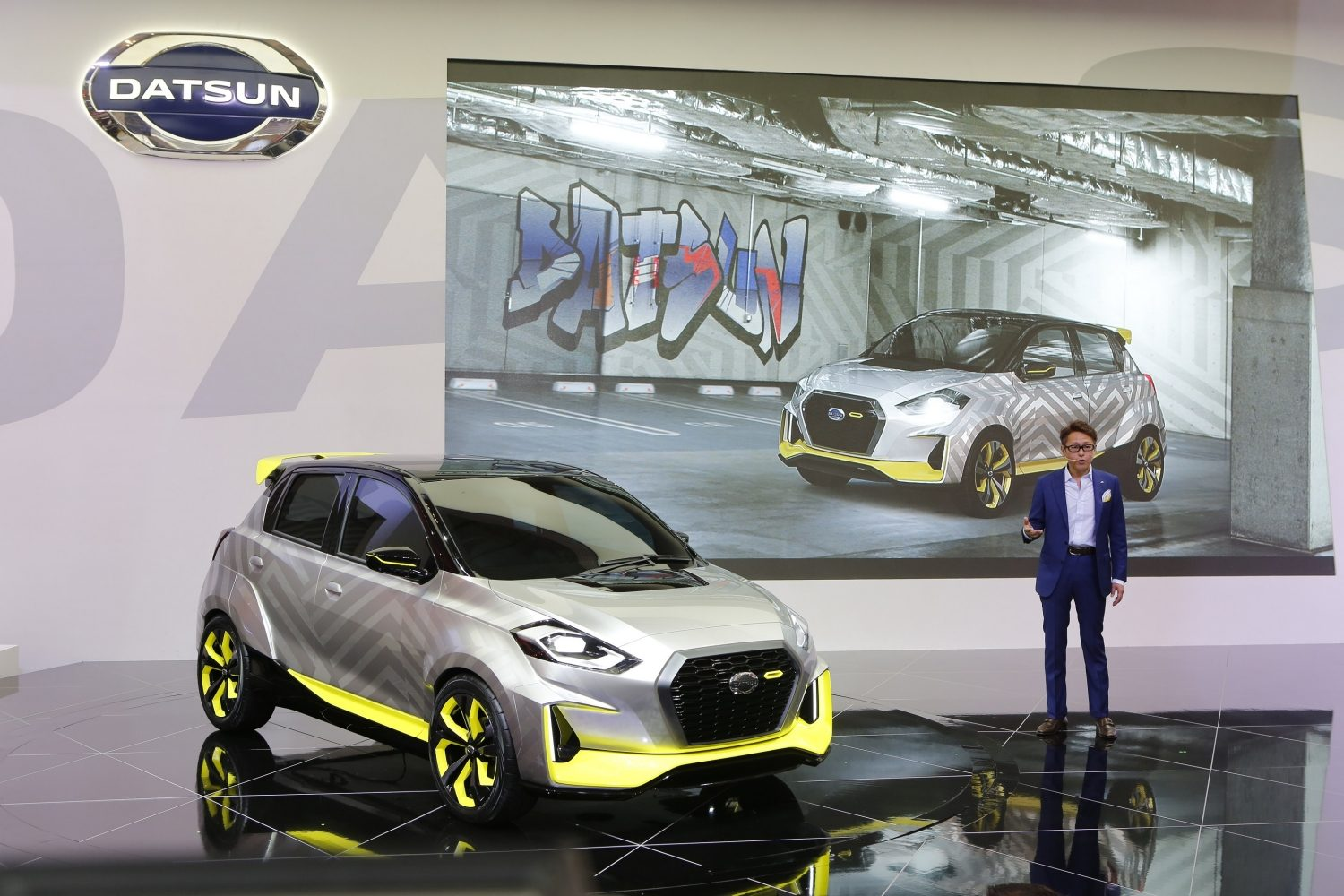 Kei Kyu - Executive Design Director Datsun