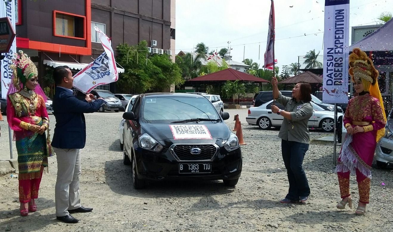 Datsun Risers Expedition - Sumatera