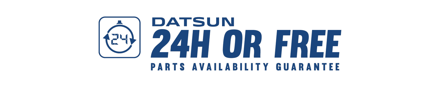Datsun Parts Availability Guarantee