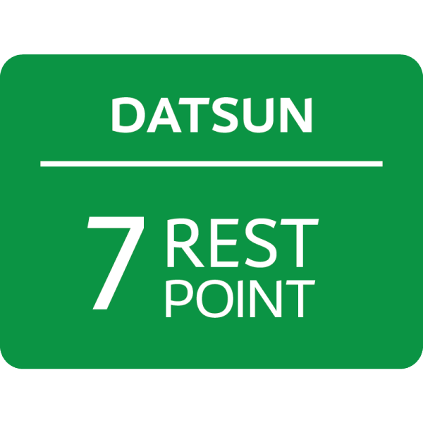 Rest Point Nissan Datsun