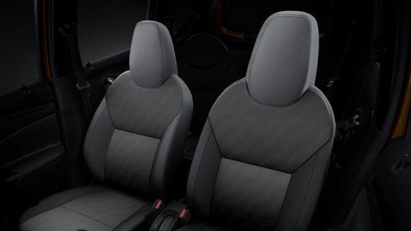 FRONT SEAT DESIGN