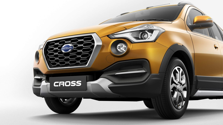 Datsun CROSS Mobil Compact Crossover Serbaguna