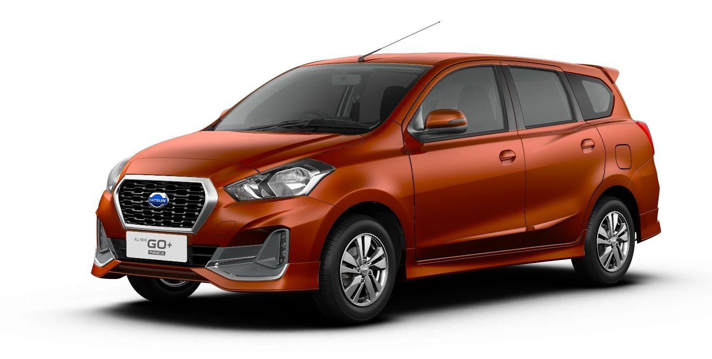 ALL NEW DATSUN GO+