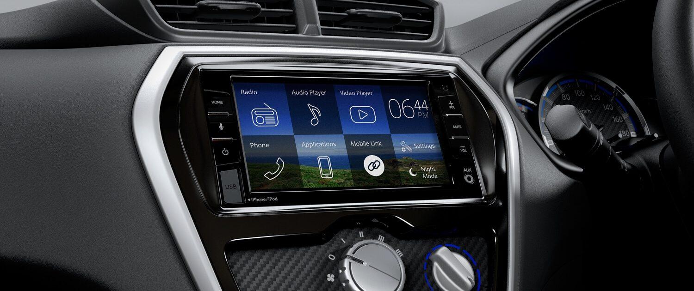 Fitur, Teknologi, dan Kenyamanan All New Datsun GO ...