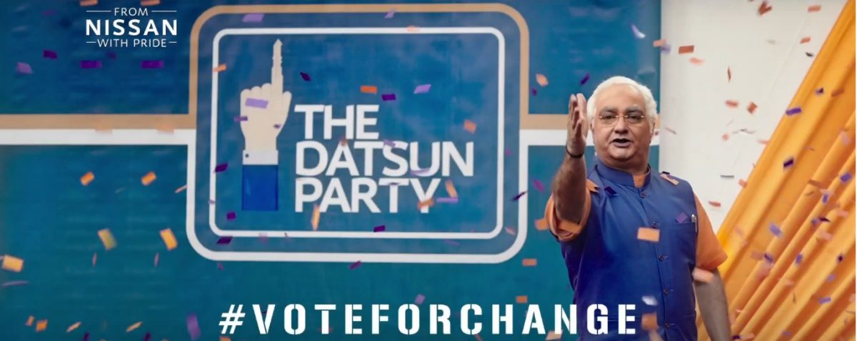 #VoteForChange