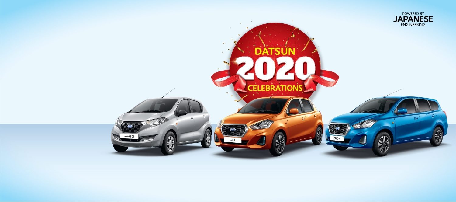 Welcome change with Datsun