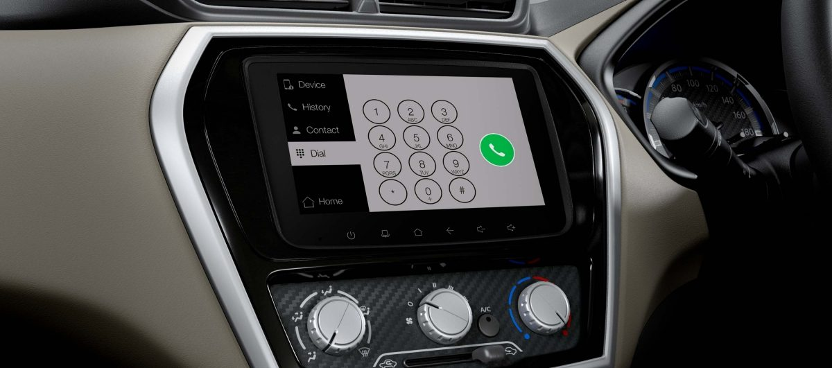 ADVANCED INFOTAINMENT SYSTEM