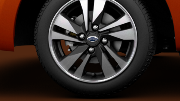 DIAMOND-CUT R14 ALLOYS