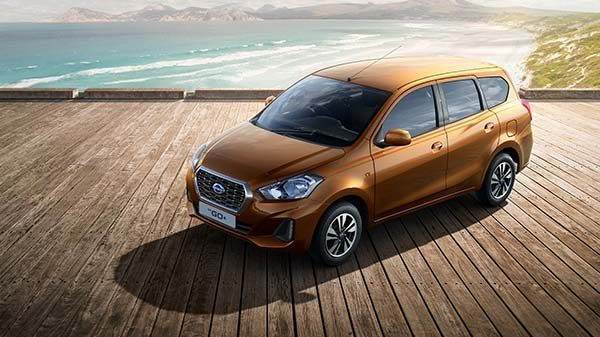 PRESENTING THE NEW DATSUN GO+