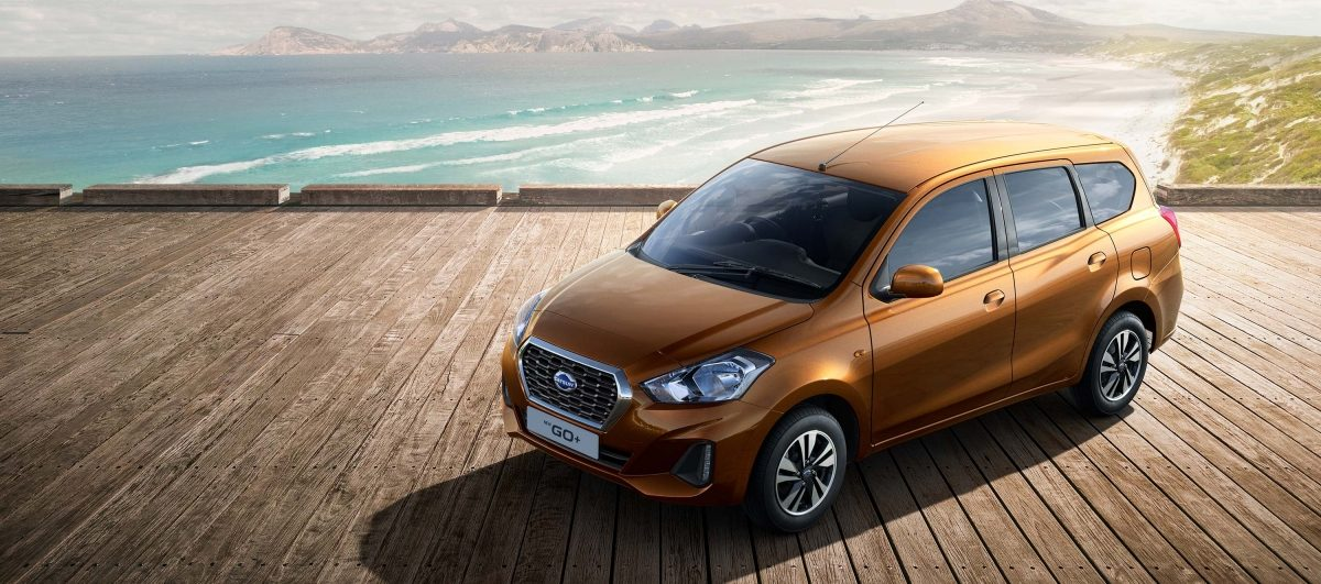 NEW DATSUN GO+ DESIGN