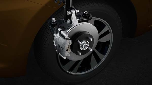 Ventilated Disc Brake