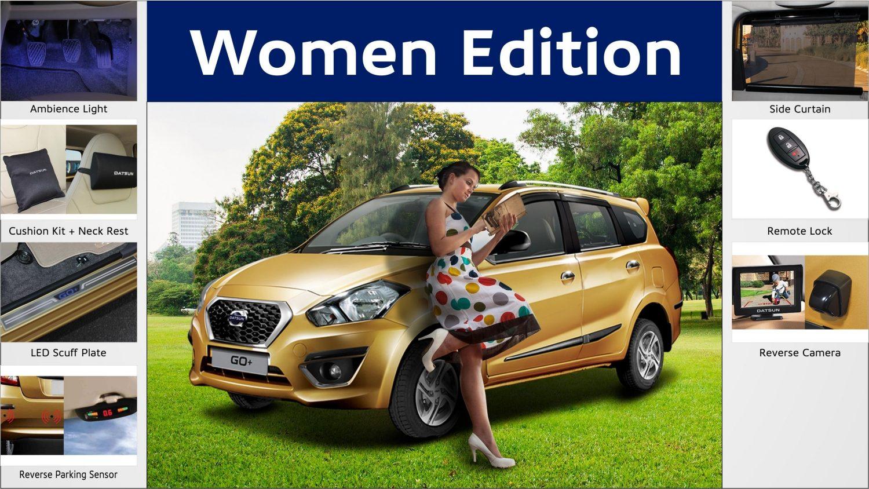 Datsun GO+   Family Car Accessories   Datsun India