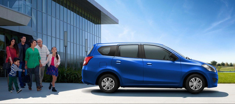 Datsun GO+ | Family Car Design | Datsun India