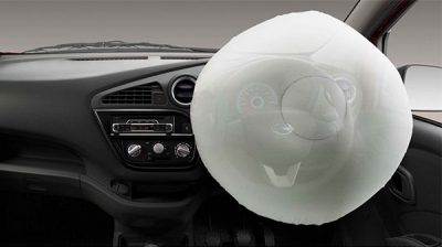 Driver side airbags