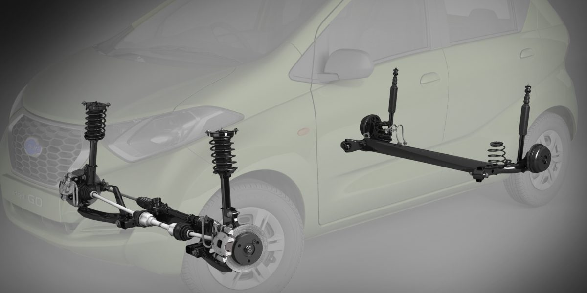 S-TECH 2 - TECHNOLOGICALLY SUPERIOR SUSPENSION SYSTEM