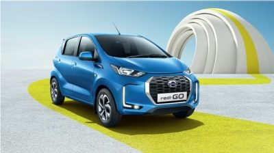 Presenting the Bold new Datsun Redi-GO