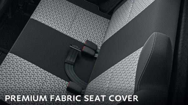 PREMIUM FABRIC SEAT COVERS