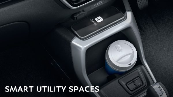 SMART UTILITY SPACES INTUITIVE